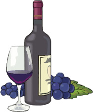 pic of wine and grapes